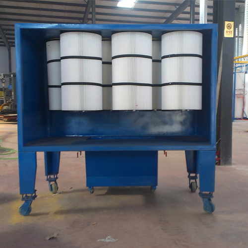 powder coating filters