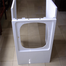Washing Machine Shell Coating