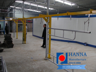 Scaffolding Powder Coating Line