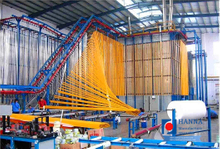 Aluminium Alloy Powder Coating Line 1